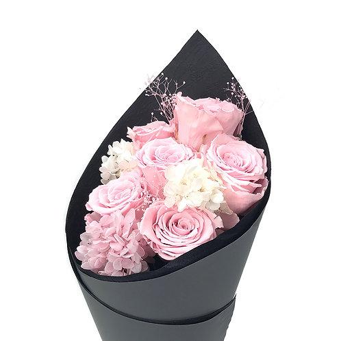 玫瑰花束 (永生花) PFF034