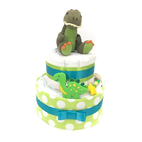 2 層尿片蛋糕 LGM2T031