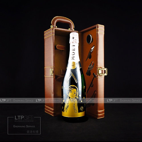 ENGRAVING CHAMPAGNE