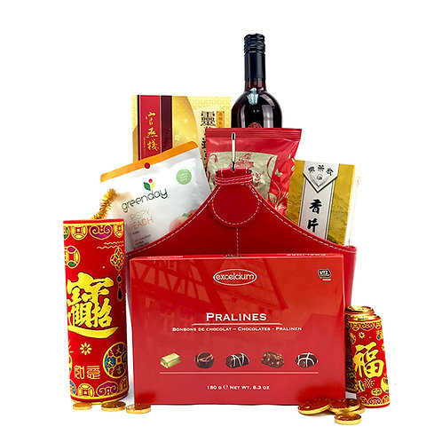 恭喜發財新年禮籃 CNY027