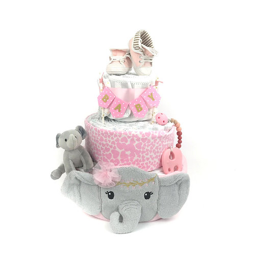 3 層尿片蛋糕 LGM3T046