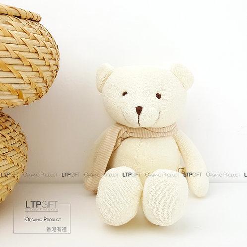 Natural Charm Organic (Cotton Small Terry Bear )