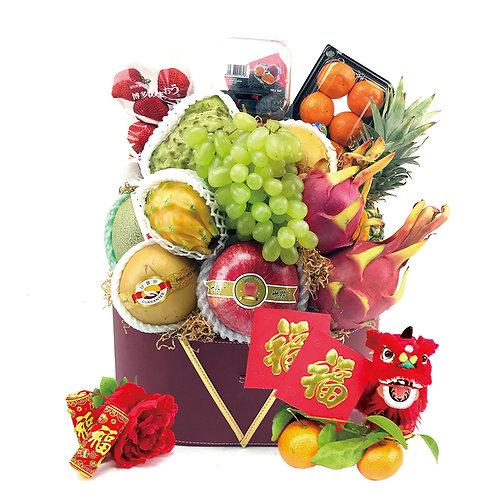 新年大吉新年禮籃 CNY070