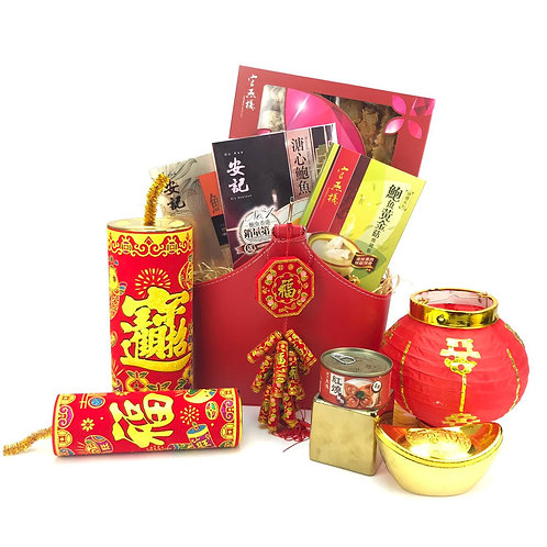 年年如意新年禮籃 CNY085