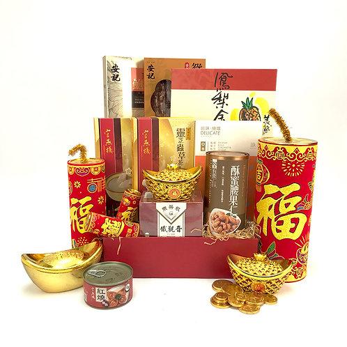 家肥屋潤新年禮籃 CNY046