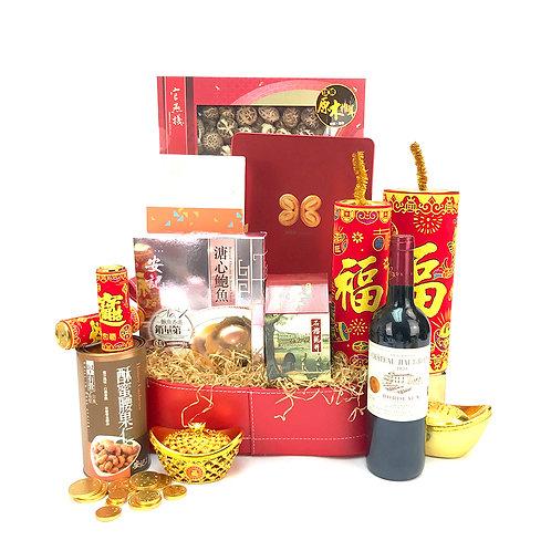 財源廣進新年禮籃 CNY036