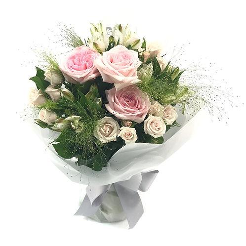Pink Rose Bouquet 粉紅玫瑰花束 FB008