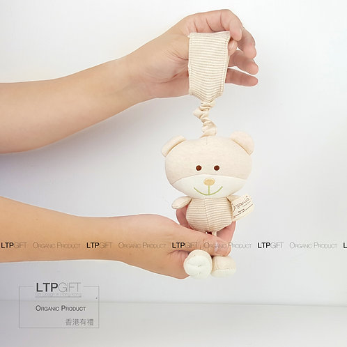Vibrating and Laughing Bear Toy