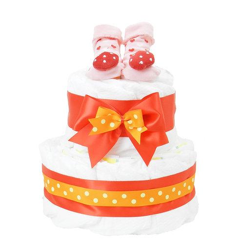 2 層尿片蛋糕 LGM2T003