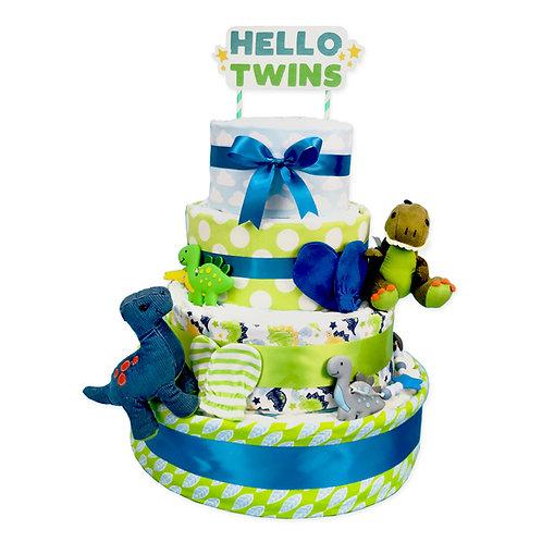 4 層尿片蛋糕 LGM4T009