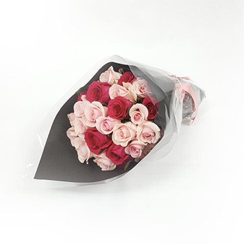Romantic Roses Bouquet 玫瑰花束 FB005
