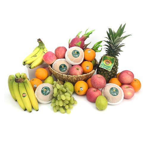 Monthly Fruit Plan - Medium