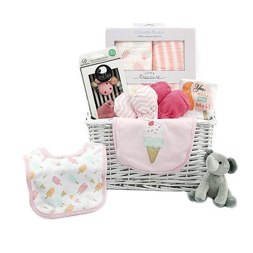 嬰兒禮籃  LBH116