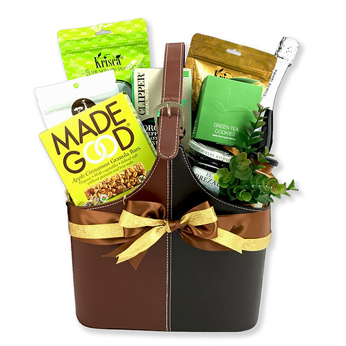 The Green Christmas Hamper CH028