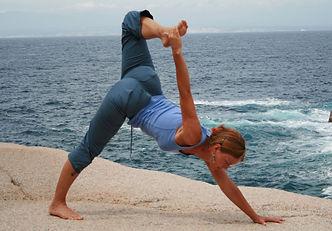 Annette Grein Vinyasa Flow Hatha Yogalehrerin