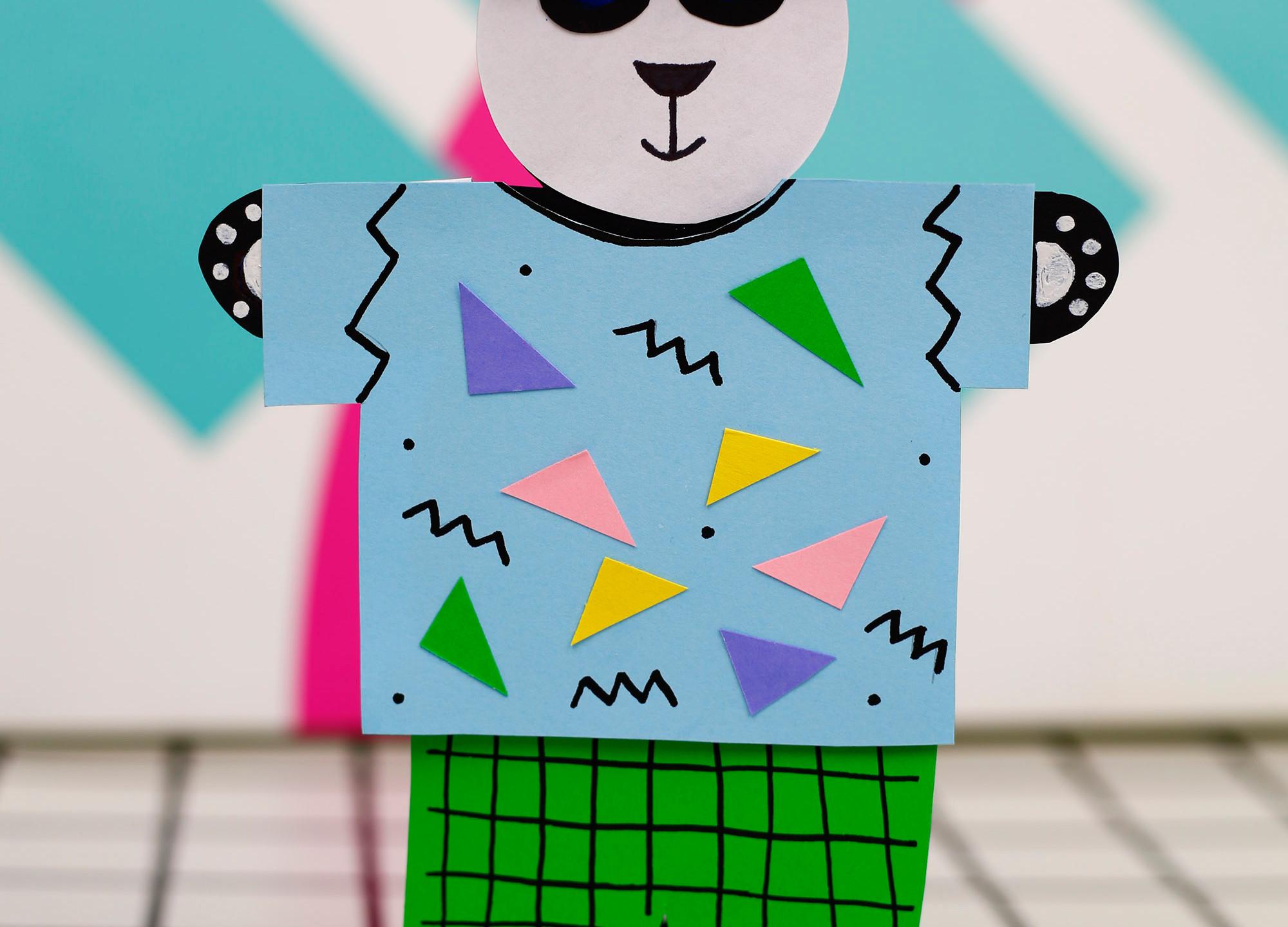 Panda Panda Doll