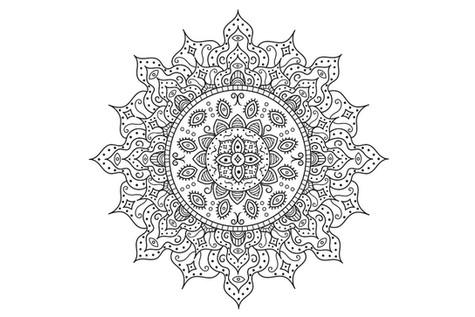 Eye of Protection Mandala
