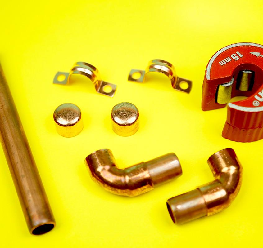 copper pipe 1
