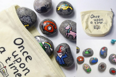 How to Make Story Stones