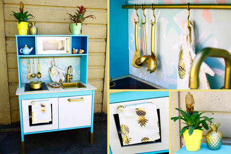 TROPICAL KIDS KITCHEN