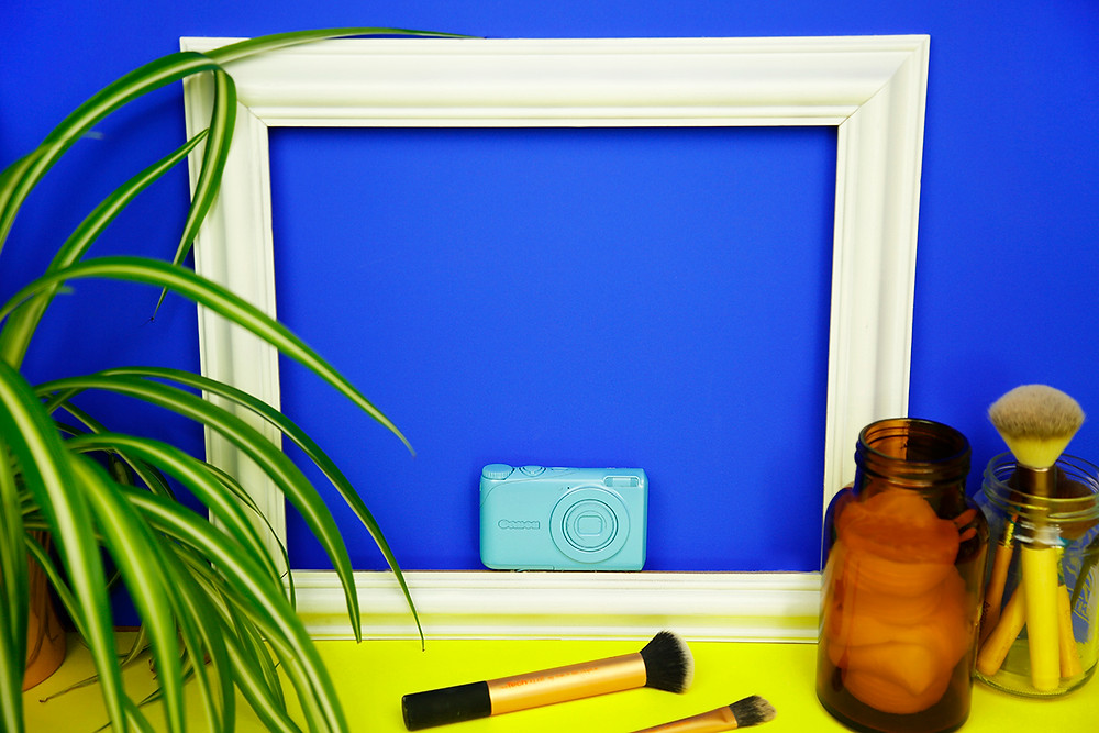 DiY Blonde® - DIY camera retro wall art