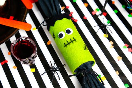 Halloween Character Crackers