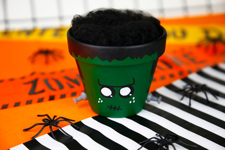 Flower Pot frankenstein