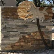 Leander Rock Wall