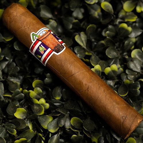 Wilke Cigar Club - January:  Thai Tea - Erik Espinosa