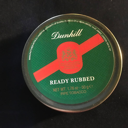 Dunhill - Ready Rubbed