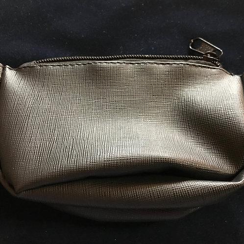 Zipper Pouch - Imitation Leather