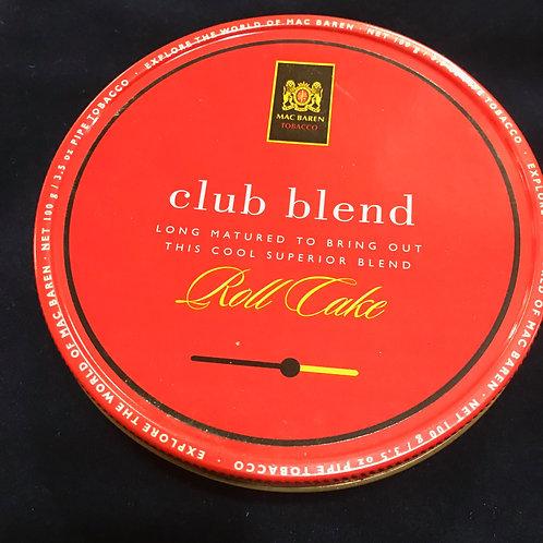 Mac Baren Club Blend 3.5 oz
