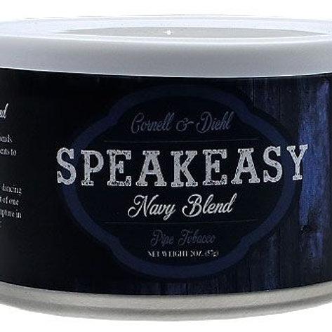 Cornell & Diehl - Speakeasy Navy Blend 2oz