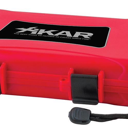 Xikar - 205RDXI_5-Cigar-Travel-Humidor