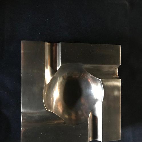 Metal Cigar Ashtray