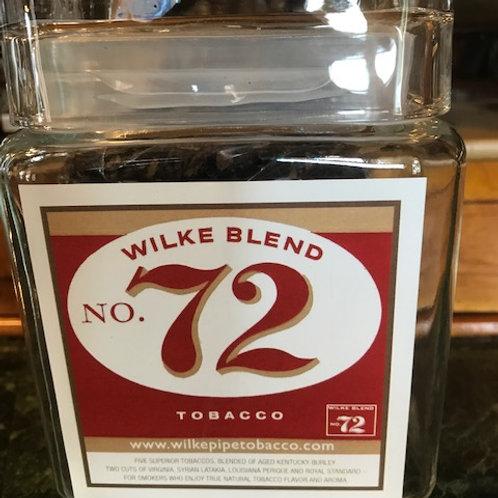 TOBACCO JAR - WILKE No. 72