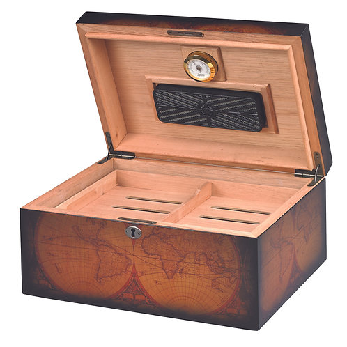Humidor Supreme 100 ct -old world