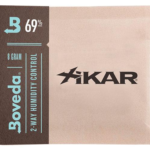 Xikar - XMB69-08_XIKAR-Boveda-8g-69%-Packet