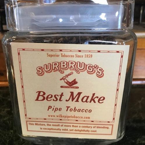 TOBACCO JAR - SURBRUG'S BESTMAKE