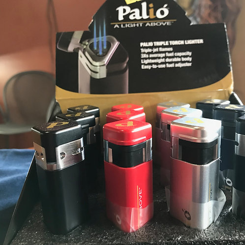 Palio Torch Lighter 4 colors