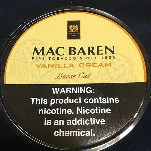 Mac Baren Vanilla Cream 3.5 oz