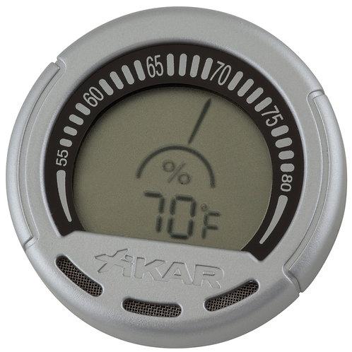 Xikar - 834XI_Digital-Gauge-Hygrometer