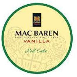 Mac Baren Vanilla Roll Cake 3.5oz