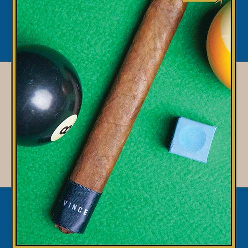 Wilke Cigar Club - April: The Vince by Blackbird Cigars
