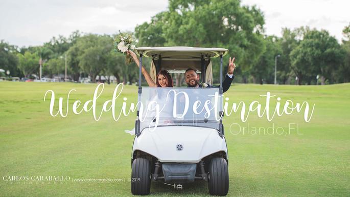 A Wedding destianation in Orlando, FL