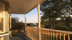 Evenings on the porch