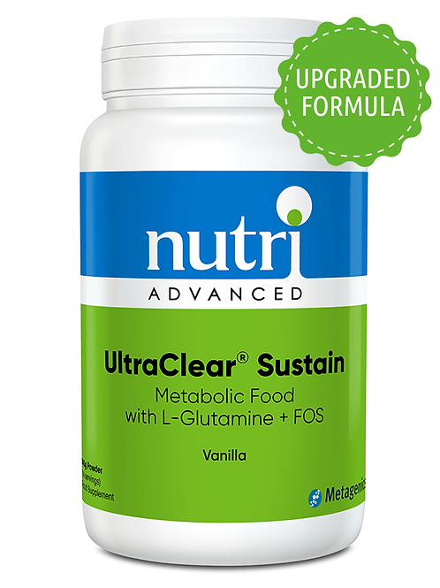 UltraClear Sustain™ (Vanilla) 784g (14 Servings)