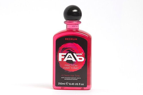Red Rum fab friction Hair Tonic
