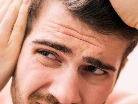 Is hair loss normal?
