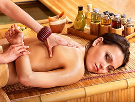 AYURVEDIC MASSAGE - Depositphotos_590864